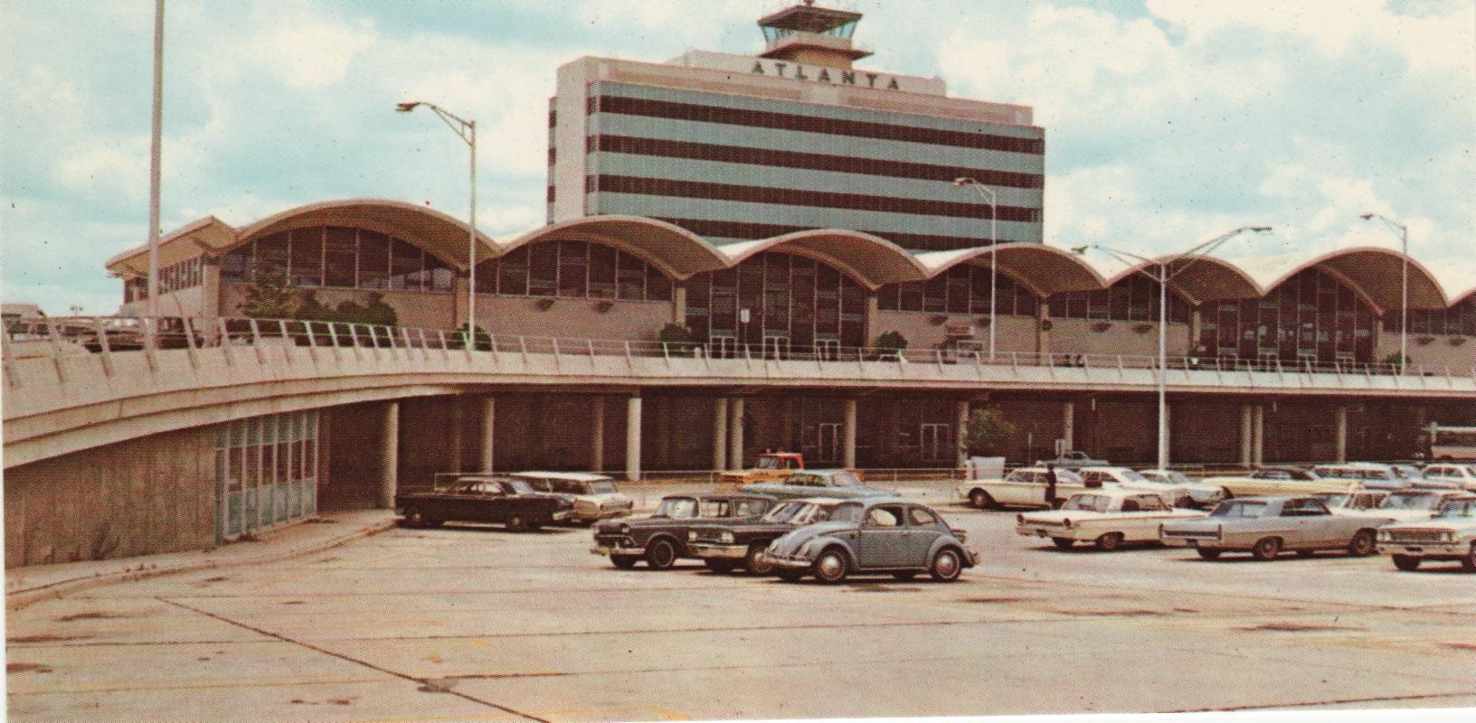 Atlanta Airport 1969
